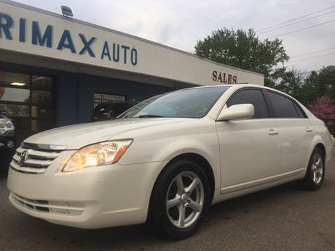 2007 Toyota Avalon for sale at Trimax Auto Group in Norfolk VA