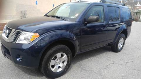 2010 Nissan Pathfinder for sale in North Andover, MA