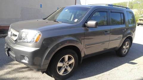 2011 Honda Pilot for sale in North Andover, MA