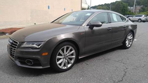 2014 Audi A7 for sale in North Andover, MA