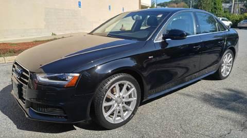 2015 Audi A4 for sale in North Andover, MA