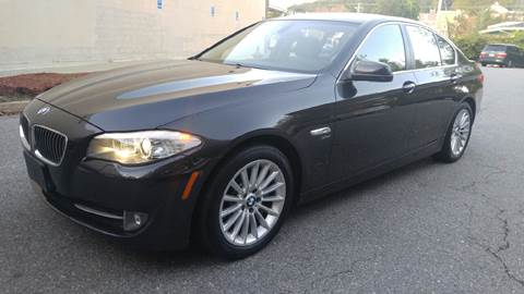 2011 BMW 5 Series for sale in North Andover, MA