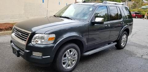 2010 Ford Explorer for sale in North Andover, MA