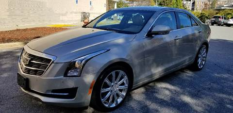 2015 Cadillac ATS for sale in North Andover, MA