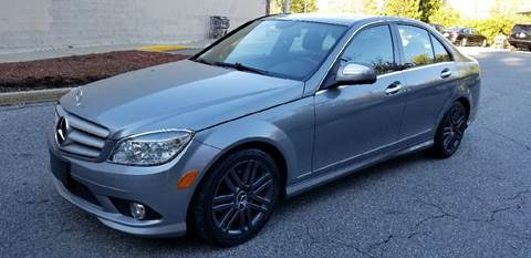 2008 Mercedes-Benz C-Class for sale in North Andover, MA