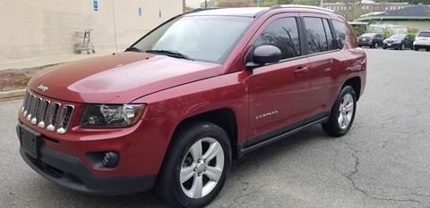 2014 Jeep Compass for sale in North Andover, MA