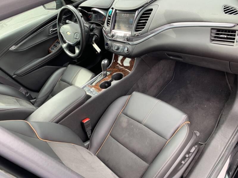 2015 Chevrolet Impala LT 4dr Sedan w/2LT - North Andover MA