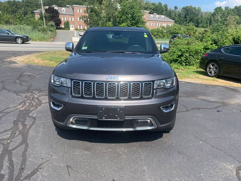 2017 Jeep Grand Cherokee 4x4 Limited 4dr SUV - North Andover MA