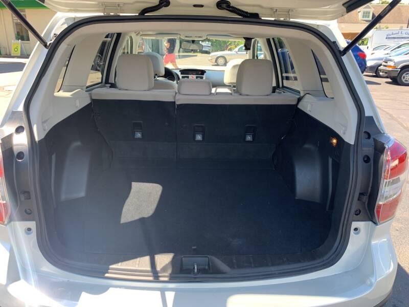 2014 Subaru Forester AWD 2.5i Premium 4dr Wagon CVT - North Andover MA