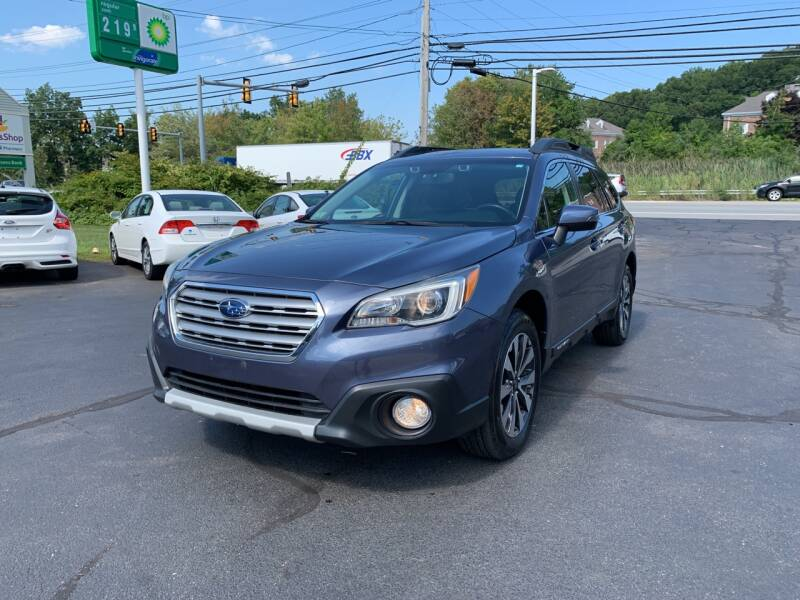 2015 Subaru Outback AWD 2.5i Limited 4dr Wagon - North Andover MA