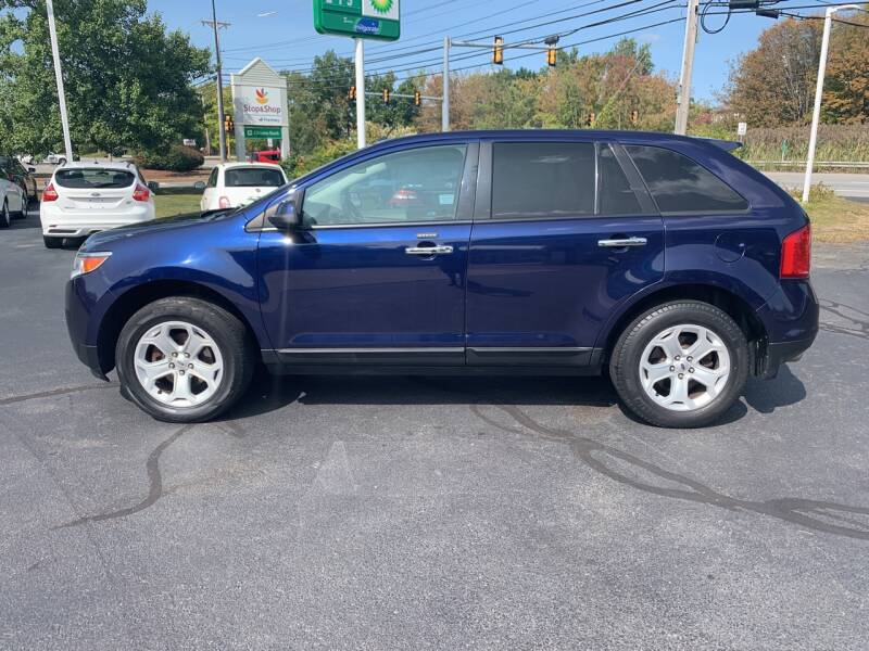 2011 Ford Edge AWD SEL 4dr Crossover - North Andover MA