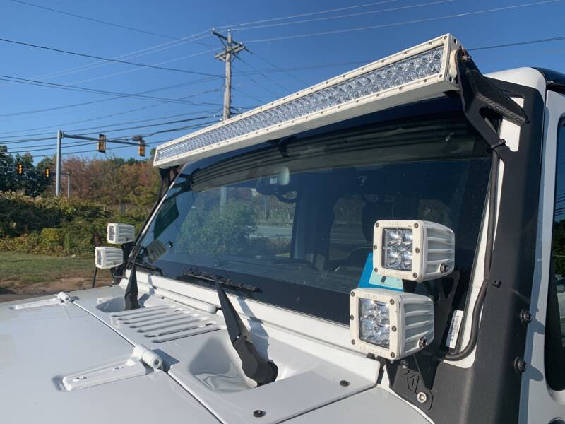 2015 Jeep Wrangler Unlimited 4x4 Sport 4dr SUV - North Andover MA