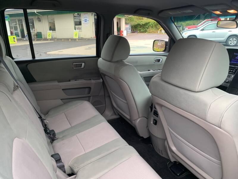 2015 Honda Pilot 4x4 EX 4dr SUV - North Andover MA