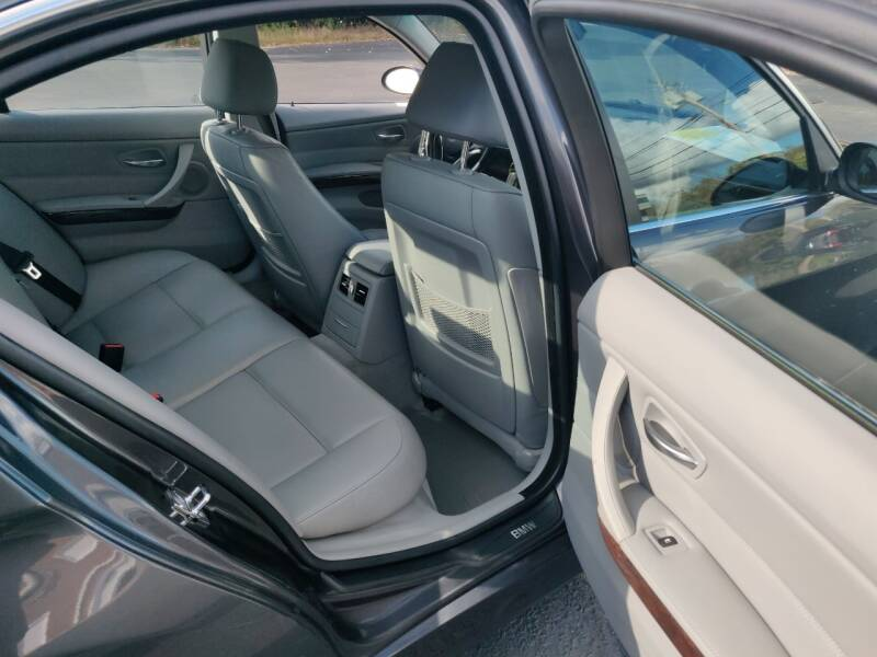 2007 BMW 3 Series AWD 335xi 4dr Sedan Luxury - North Andover MA