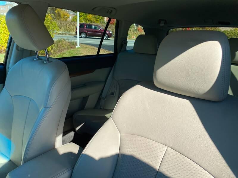 2014 Subaru Outback AWD 2.5i Limited 4dr Wagon - North Andover MA