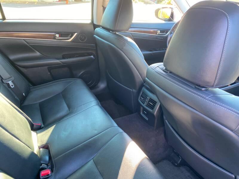 2013 Lexus GS 350 AWD 4dr Sedan - North Andover MA