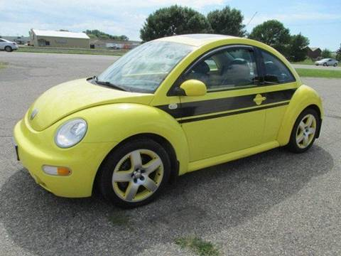 2002 Volkswagen New Beetle for sale in Litchfield, MN