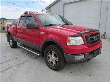 2005 Ford F-150 for sale in Litchfield, MN