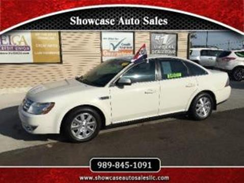 2009 Ford Taurus for sale in Chesaning, MI