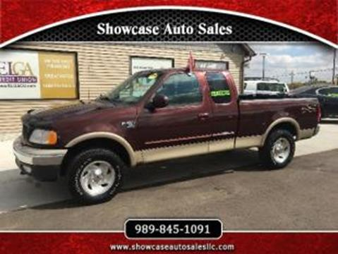 2000 Ford F-150 for sale in Chesaning, MI