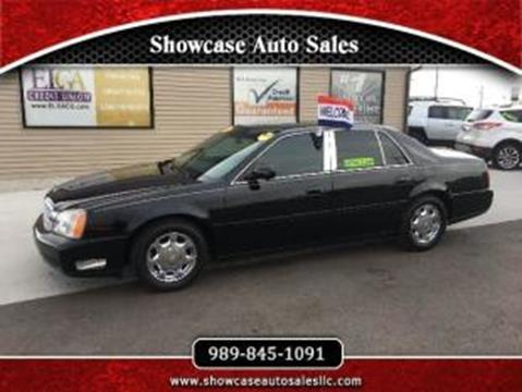 2000 Cadillac DeVille for sale in Chesaning, MI