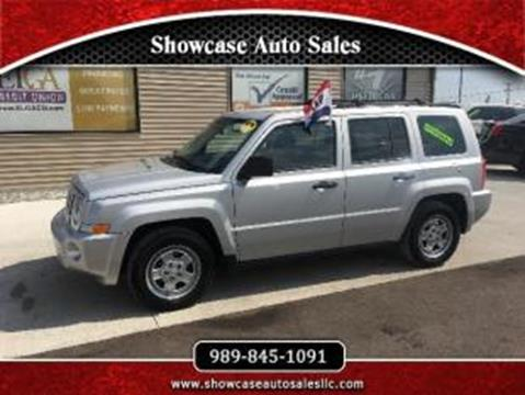 2008 Jeep Patriot for sale in Chesaning, MI