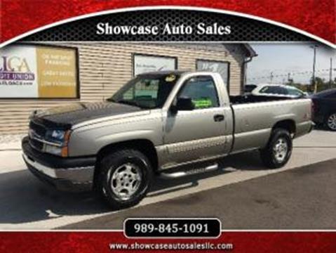 2003 Chevrolet Silverado 1500 for sale in Chesaning, MI