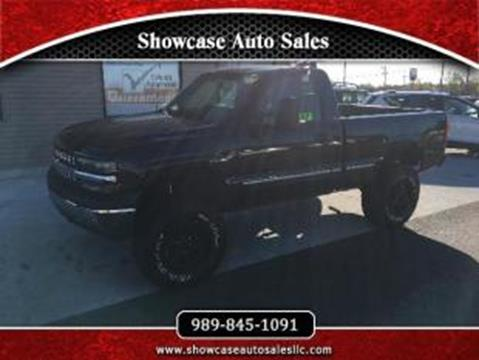 1999 Chevrolet Silverado 1500 for sale in Chesaning, MI