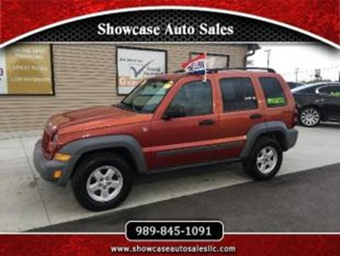 2005 Jeep Liberty for sale in Chesaning, MI