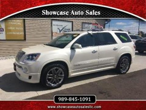 2011 GMC Acadia for sale in Chesaning, MI