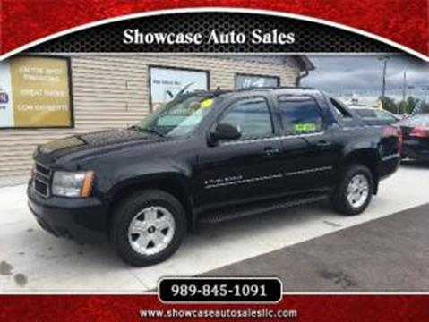 2007 Chevrolet Avalanche for sale in Chesaning, MI