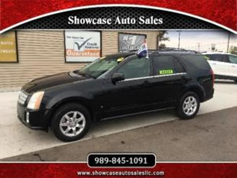 2009 Cadillac SRX for sale in Chesaning, MI
