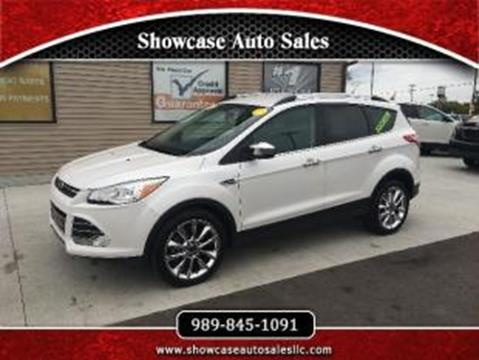 2015 Ford Escape for sale in Chesaning, MI