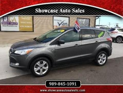 2014 Ford Escape for sale in Chesaning, MI