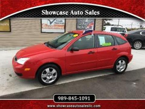 2007 Ford Focus for sale in Chesaning, MI