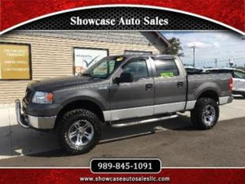 2006 Ford F-150 for sale in Chesaning, MI