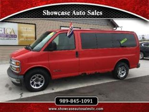 2001 Chevrolet Express Cargo for sale in Chesaning, MI