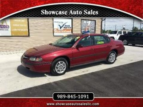 2005 Chevrolet Impala for sale in Chesaning, MI