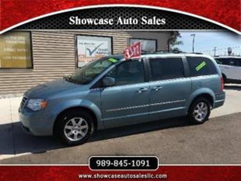 2009 Chrysler Town and Country for sale in Chesaning, MI