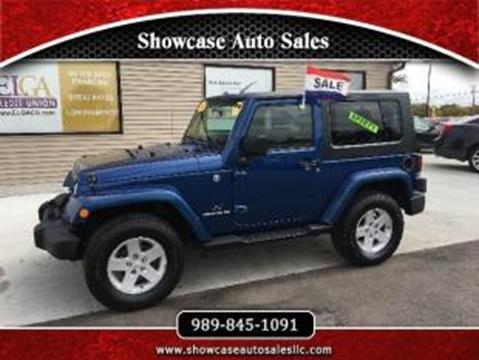 2009 Jeep Wrangler for sale in Chesaning, MI