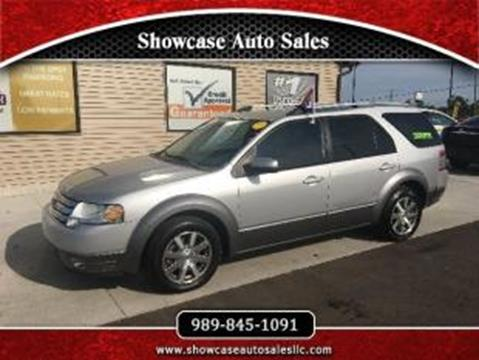 2009 Ford Taurus X for sale in Chesaning, MI