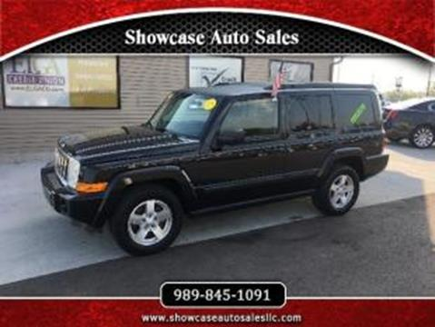 2008 Jeep Commander for sale in Chesaning, MI