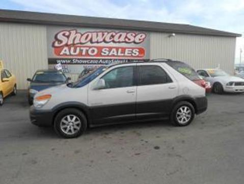 2003 Buick Rendezvous for sale in Chesaning, MI