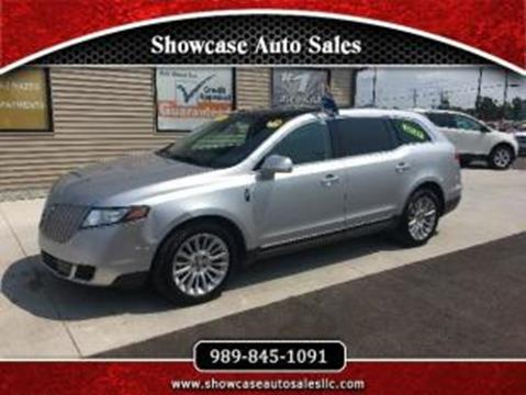 2010 Lincoln MKT for sale in Chesaning, MI
