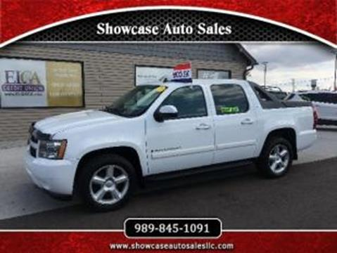 2008 Chevrolet Avalanche for sale in Chesaning, MI