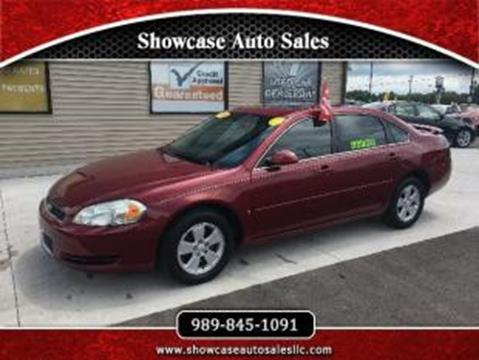 2008 Chevrolet Impala for sale in Chesaning, MI