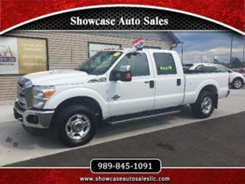 2011 Ford F-250 Super Duty for sale in Chesaning, MI
