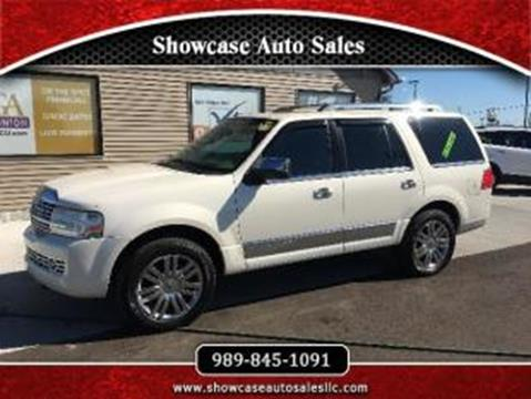 2007 Lincoln Navigator for sale in Chesaning, MI