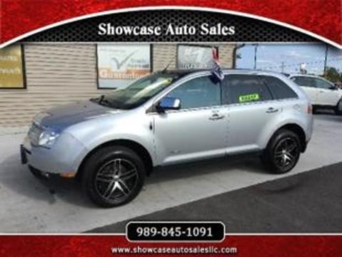 2010 Lincoln MKX for sale in Chesaning, MI