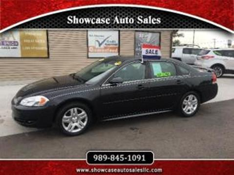 2012 Chevrolet Impala for sale in Chesaning, MI